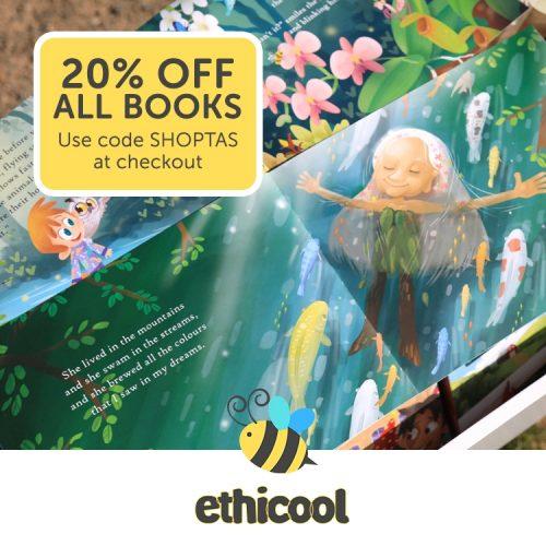 Ethicool Books 1