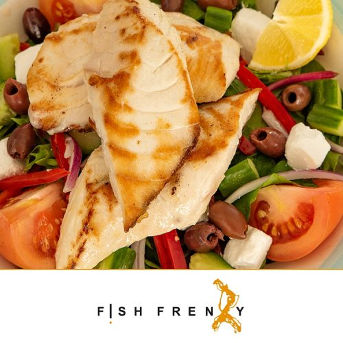 Fish Frenzy Seafood 2