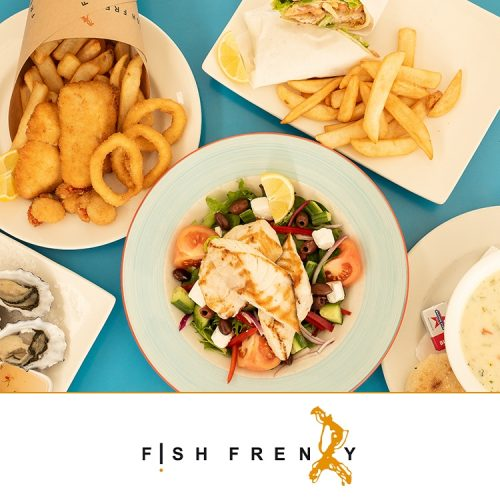 Fish Frenzy Seafood 3
