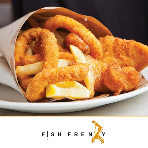 Fish Frenzy Seafood 4