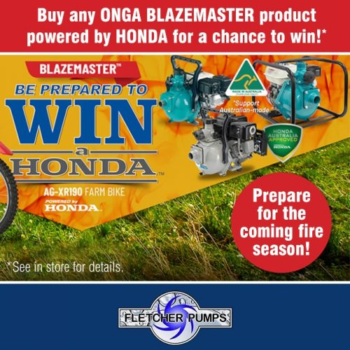 Fletcher Blazemaster 2