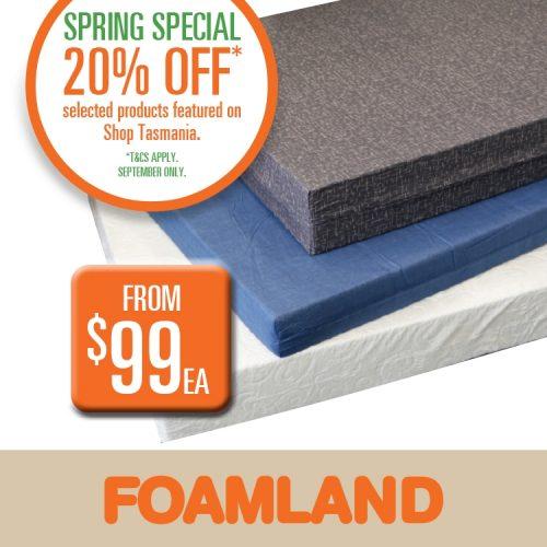 Foamland matress offer