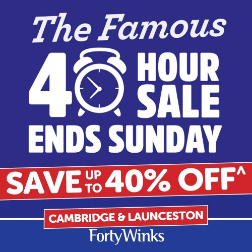 Forty Winks 40 HR Sale