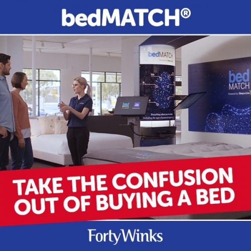 Forty Winks Bed Match