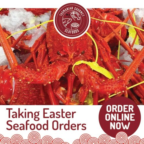 Gourmet Seafoods Easter