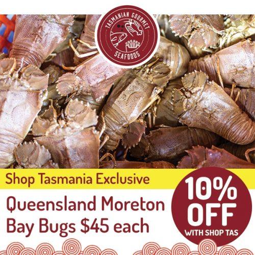 Gourmet Seafoods Moreton Bay Bugs