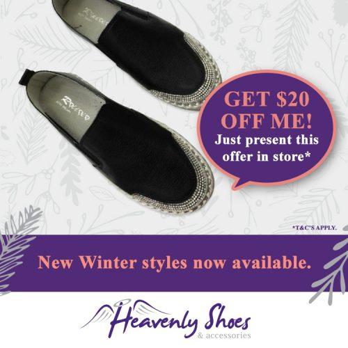 Heavenly Shoes Ameise Sena