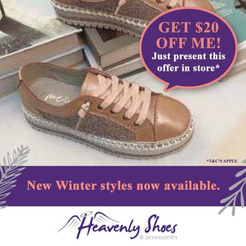 Heavenly Shoes Ameise Shani