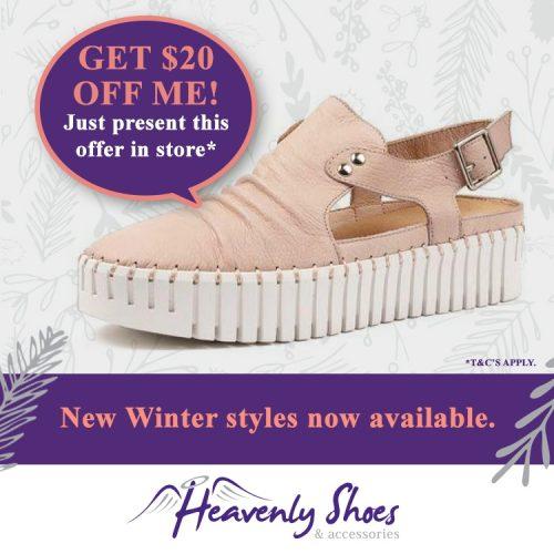 Heavenly Shoes Django Bryze