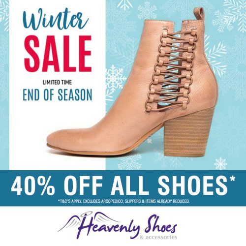 Heavenly Shoes Ishmael