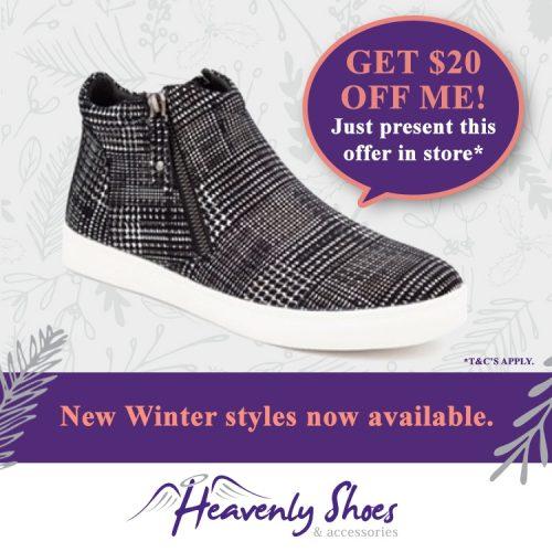 Heavenly Shoes Manhatten