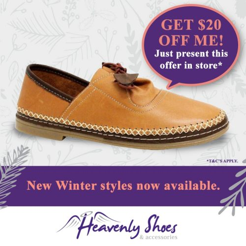 Heavenly Shoes Siet