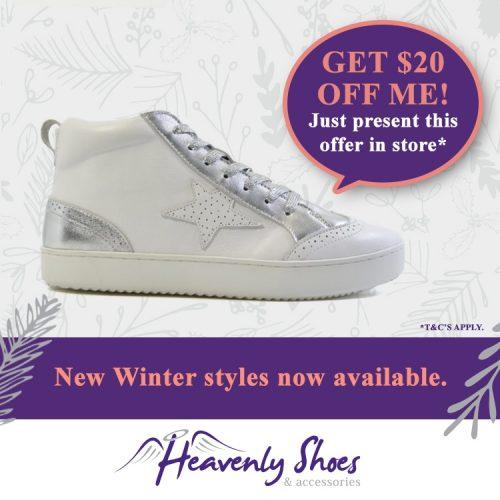 Heavenly Shoes Vanity
