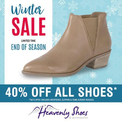 Heavenly Shoes Winter Billie