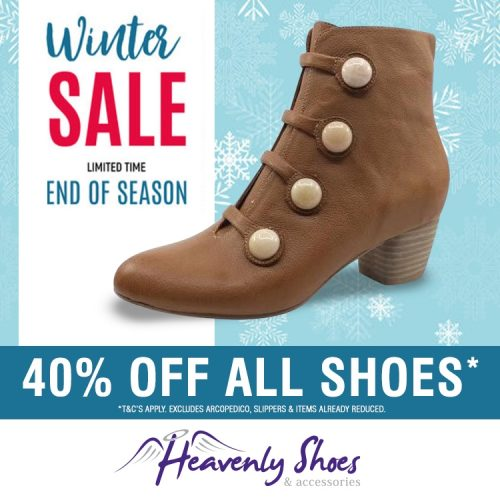 Heavenly Shoes Winter Donte