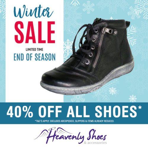 Heavenly Shoes Winter Rika