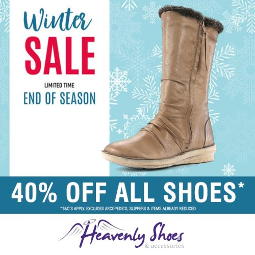 Heavenly Shoes Winter Turnist Tan