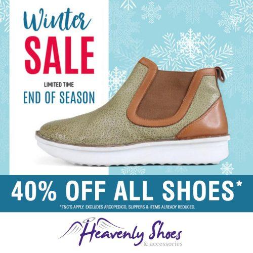 Heavenly Shoes Winter Yarn