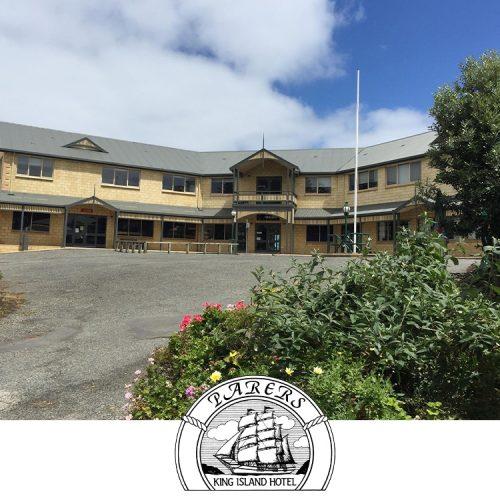 Kings Island Hotel building