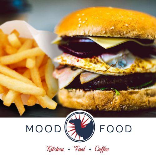 Mood Food Burger Chips Deal