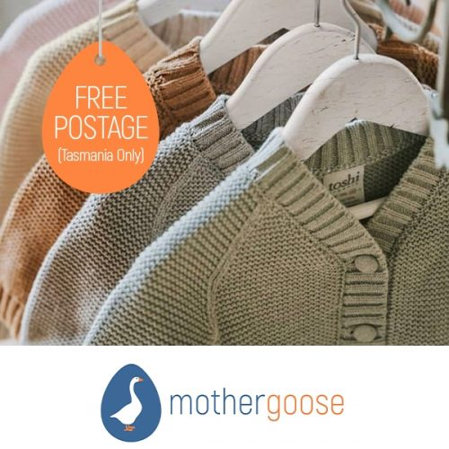 Mother Goose Cardigans