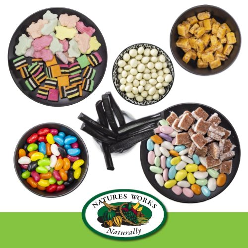 Natures Works Confectionery