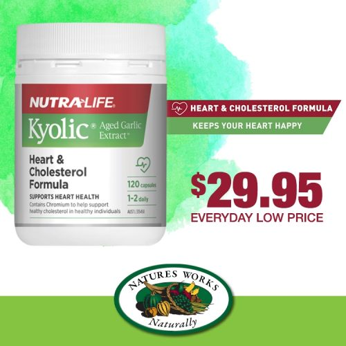 Nutra life Kyolic Aged July2021