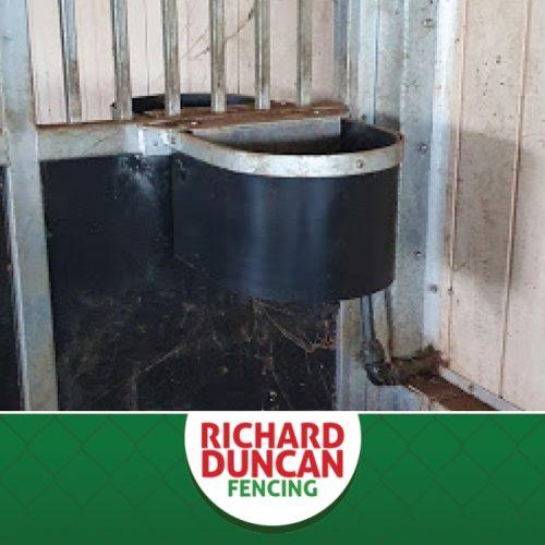 Richard Duncan Fencing Offers 8