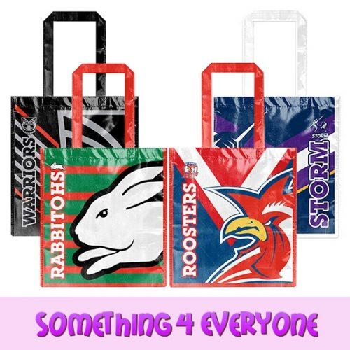 S4 E NRL Tote Bags