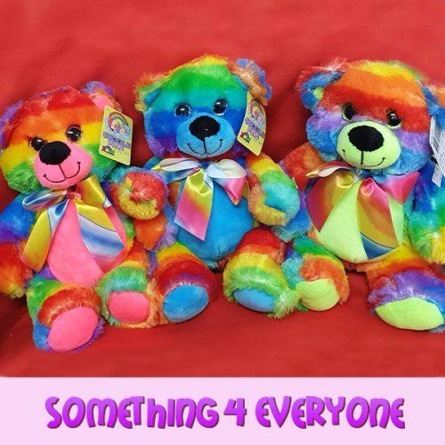 S4 E Rainbow Teddies