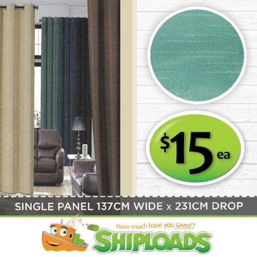 SHP Curtain Tigerstripe