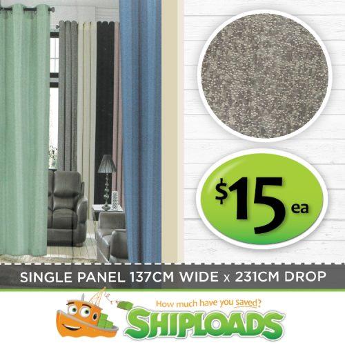 SHP Curtains Snow