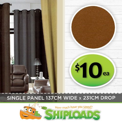 SHP Curtains Squiggle