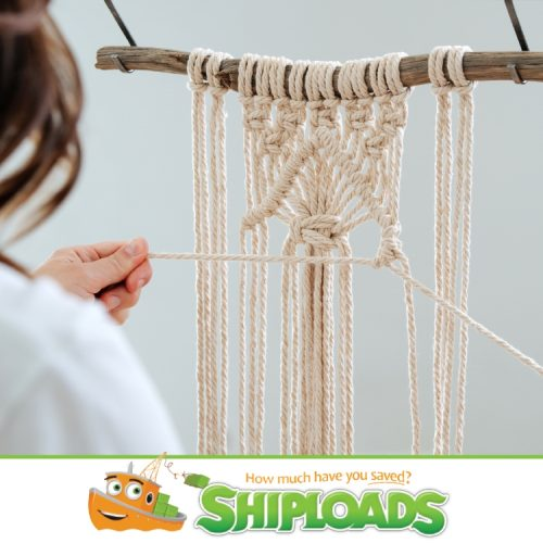 SHP Macrame Example