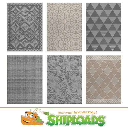 SHP Outdoor Rugs Colours