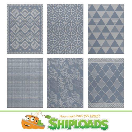 SHP Outdoor Rugs Designs