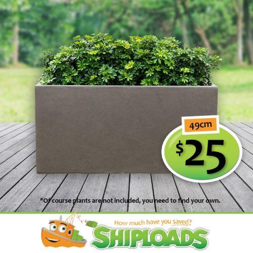 SHP Pots 49cm