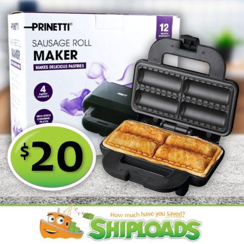 SHP Sausage Roll Maker