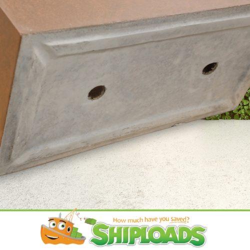 SHP Seepage Holes