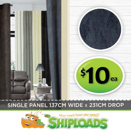 SHP Solid Curtains