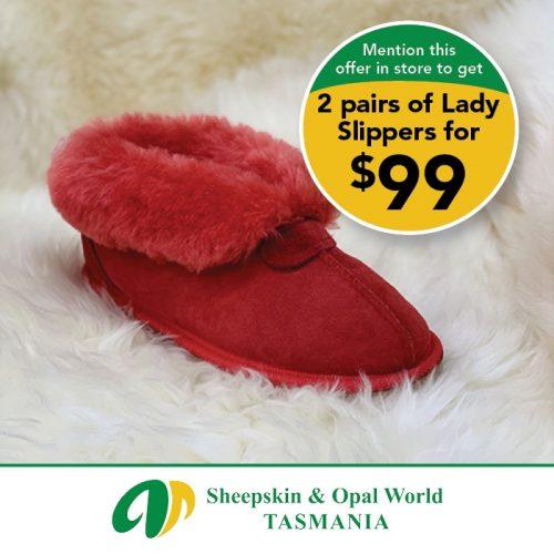 Sheepskin Offers 2