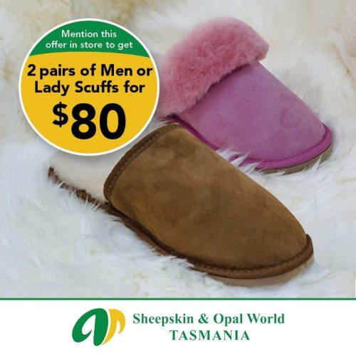 Sheepskin Offers 3