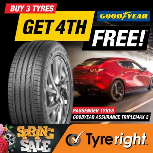 TR Good Year tyre Offer