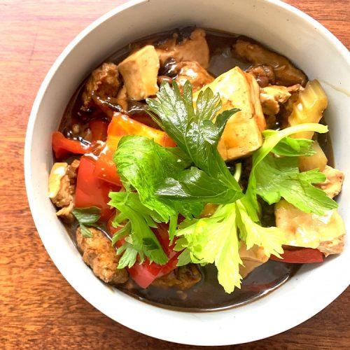 Thai Veggie Hut Food5
