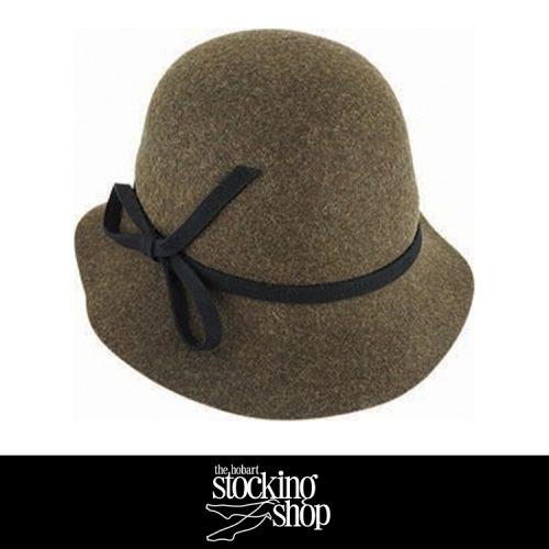 The Stocking Shop Avenel Cloche Hat 2