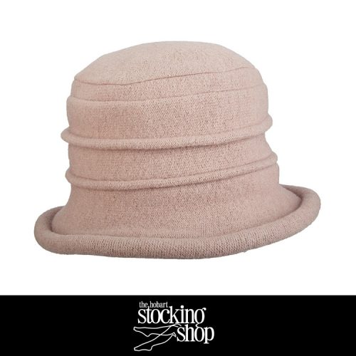 The Stocking Shop Boiled Wool Hat 2