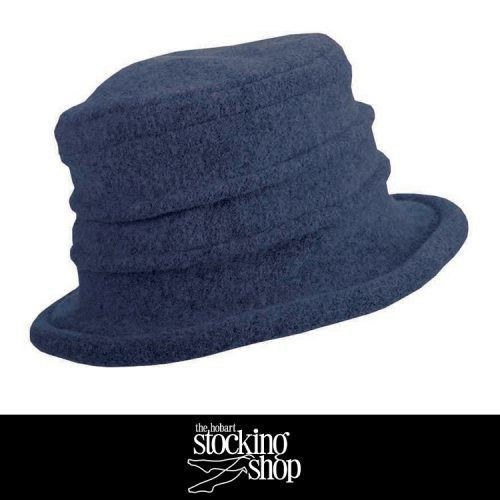 The Stocking Shop Boiled Wool Hat 4
