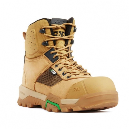 FXD_WB_1_Safety Boot_Wheat_Front