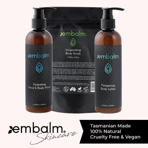 Embalm selfcare pack