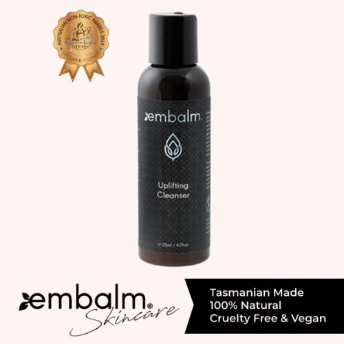 Embalm uplifting cleanser